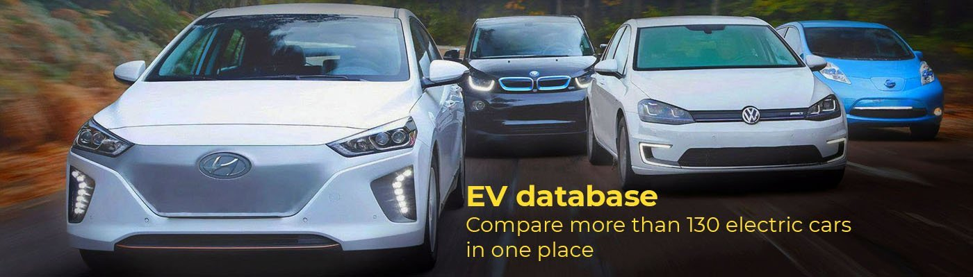 Electric Vehicles Database