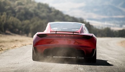 Tesla Roadster 2020 photo 3