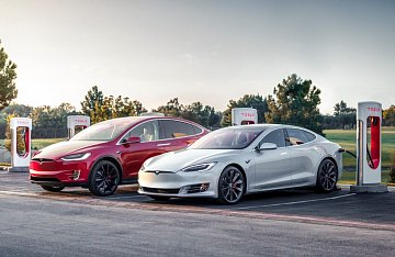 Tesla Model S and Model X upgrade