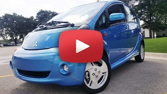 Video: Mitsubishi iMiev: The Perfect Electric Car… For Some Things