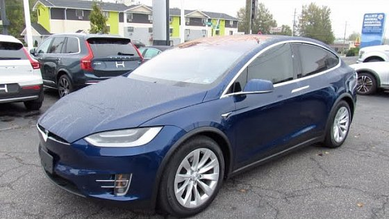 Video: *SOLD* 2018 Tesla Model X 100D Walkaround, Start up, Tour and Overview