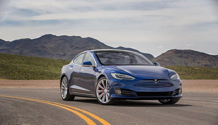 Tesla Model S Standard Range photo 0