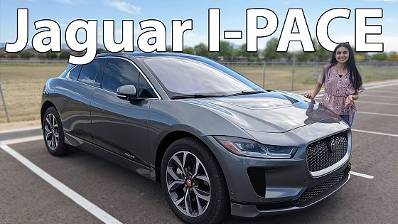 Video: Jaguar I-PACE