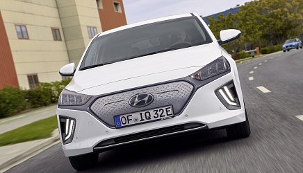 Hyundai Ioniq Electric 38 kWh photo 1