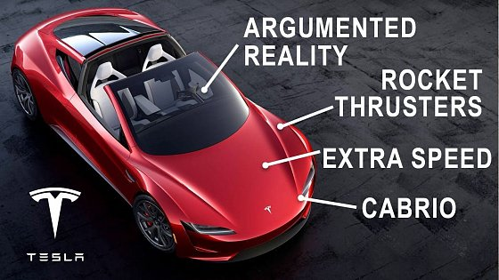 Video: Tesla Roadster: Official Release Date & News