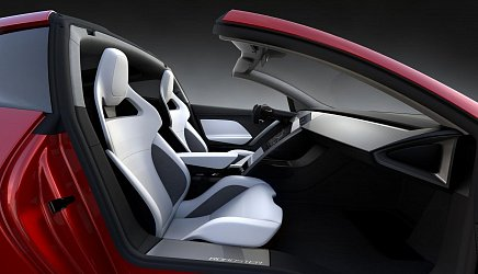 Tesla Roadster 2020 photo 4