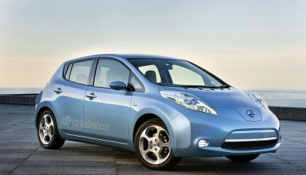 Nissan Leaf 24 kWh (2011) photo 0