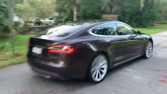 Video: My 2013 Tesla Model S P85+ 6 month ownership review, discussing it's quirks and features.