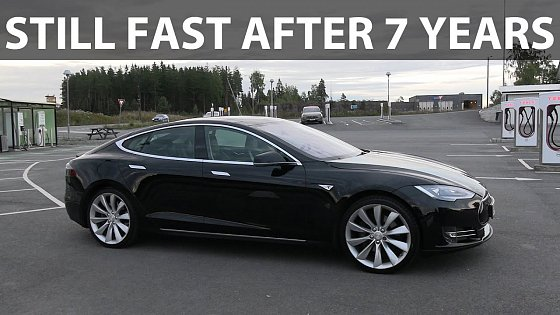 Video: 2013 Model S P85 Signature range and acceleration test