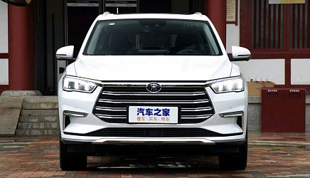 BYD Song Pro EV High power version photo 1