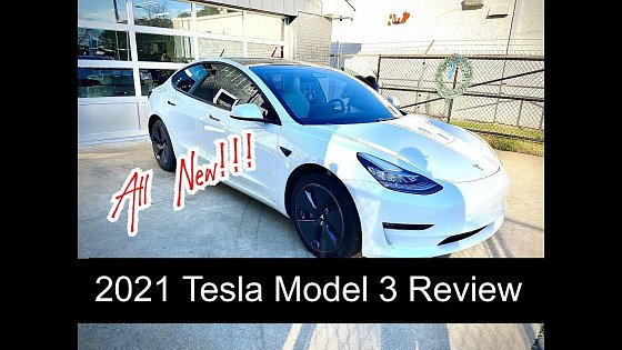 Video: 2021 Tesla Model 3 Review In-depth | Long Range Model 3 | 2021 Tesla Model 3 Long Range | New Tesla
