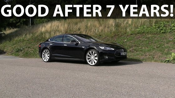 Video: 2013 Model S P85 Signature degradation test after 7 years