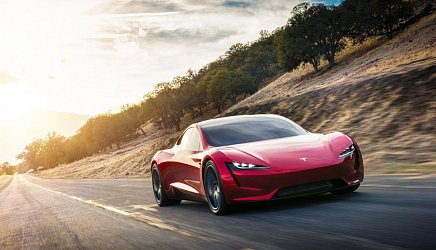 Tesla Roadster 2020 photo 0
