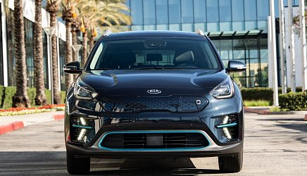 Kia Niro EV 39 kWh photo 1