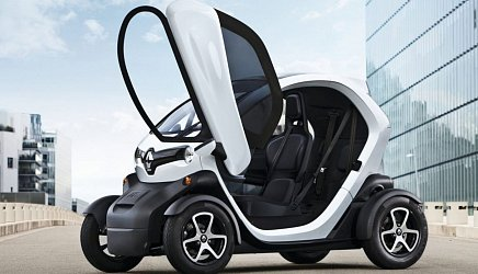 Renault Twizy URBAN 80 photo 0