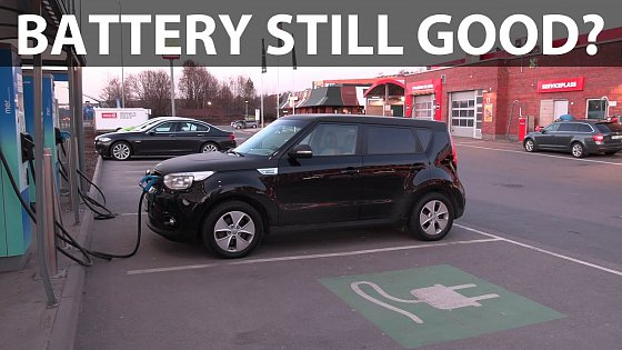 Video: 2015 Kia Soul 27 kWh degradation test
