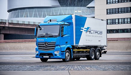 Mercedes-Benz eActros photo 0