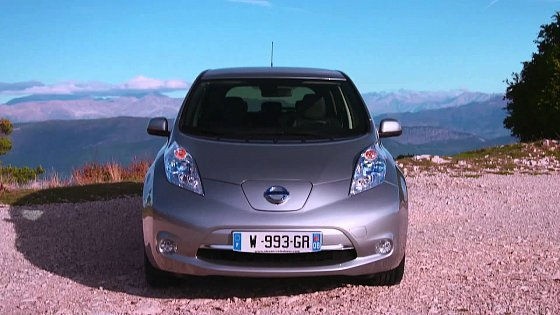 Video: Essai Nissan Leaf 30 kWh