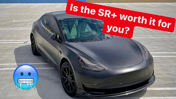 Video: Is Tesla Model 3 Standard Range Plus Worth It?