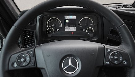 Mercedes-Benz eActros photo 4