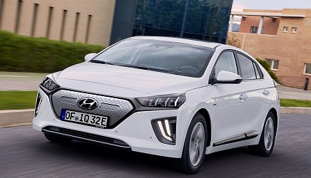 Hyundai Ioniq Electric 38 kWh photo 0