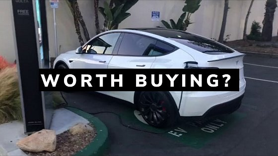 Video: Is the Tesla Model Y Performance worth BUYING in 2021?