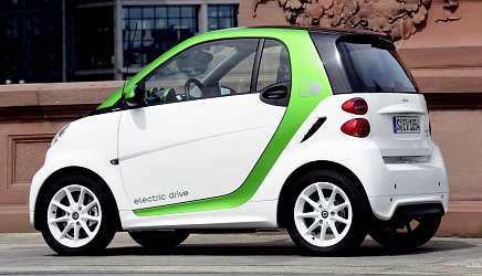 Smart Electric Drive ED2 fortwo coupe photo 1