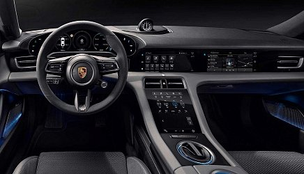 Porsche Taycan Turbo S photo 4