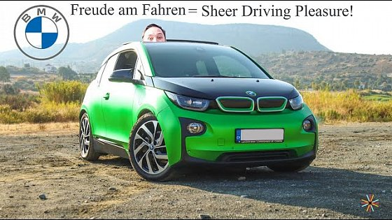 Video: 2013 - 2018 BMW i3 60Ah Range Extender (REX) Review | The Fully Loaded Compact & Fun Green Hornet!
