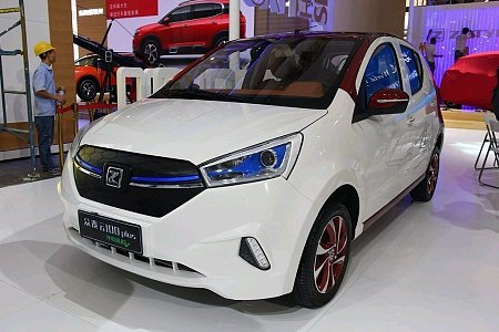 Zotye Cloud 100 plus
