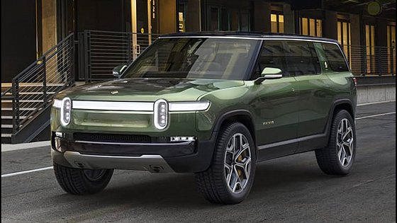 Video: 2021 Rivian R1S - Perfect Electric SUV to Fight Tesla Model X