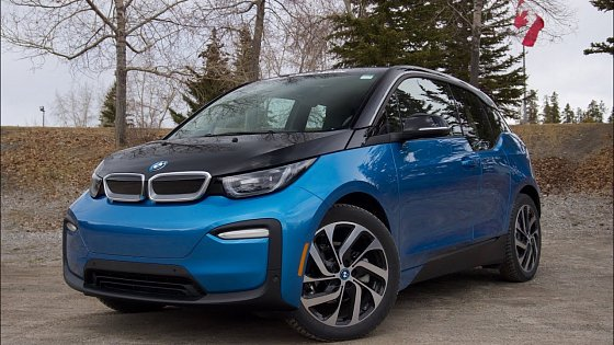 Video: 2019 BMW i3 REx Review: Wacky, Weird, and Wonderful