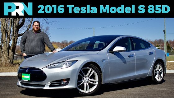 Video: First Time Tesla Experience | 2016 Tesla Model S 85D Full Tour & Review