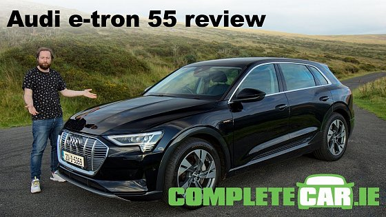 Video: Audi e-tron 55 quattro in-depth review | What makes this one of the best premium electric SUVs?