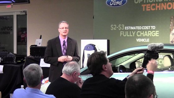 Video: Ford: Eric Kuehn on the Focus Electric Vehicle, Car Maintenance Changes