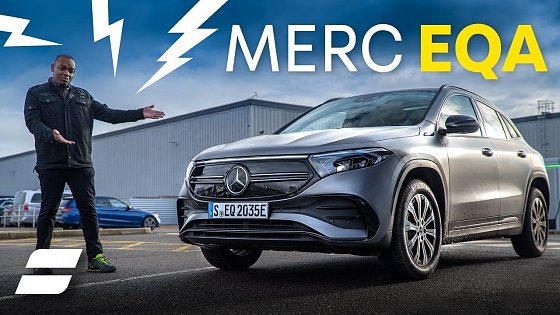 Video: NEW Mercedes EQA Review: Merc's Tesla Model Y Tested | 4K