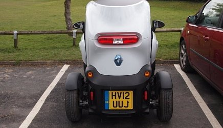 Renault Twizy URBAN 80 photo 3