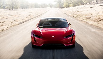 Tesla Roadster 2020 photo 1