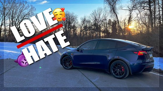 Video: 6 Things about the Tesla Model Y Performance
