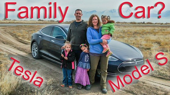 Video: 1 Year In Review | Actual Costs + Our Experience: Used CPO Tesla Model S 85D As A Primary Family Car