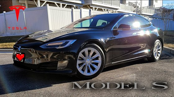 Video: Tesla Model S 75D - POV Review - The Ultimate Technology & Driving machine ?!