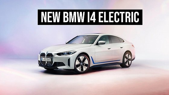 Video: BMW i4 Electric | Design and Driving