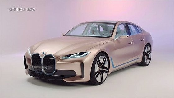 Video: BMW CEO Oliver Zipse on i4 Concept Car