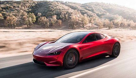 Tesla Roadster 2020 photo 2