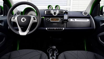 Smart Electric Drive ED3 fortwo coupe photo 4