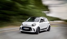 Smart EQ forfour 2019