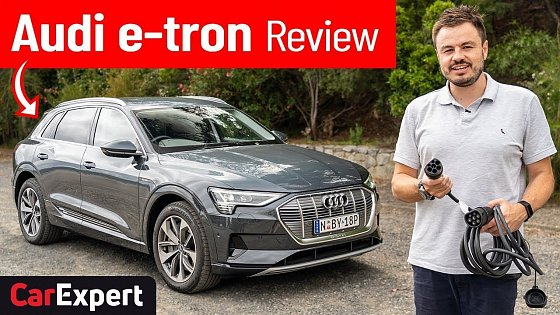 Video: Audi e-tron quattro review 2021: Is 2600kg (5700lbs) too much for an EV SUV?