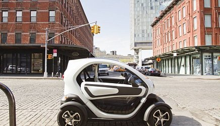 Renault Twizy URBAN 80 photo 2