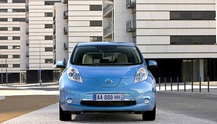 Nissan Leaf 24 kWh (2011) photo 1