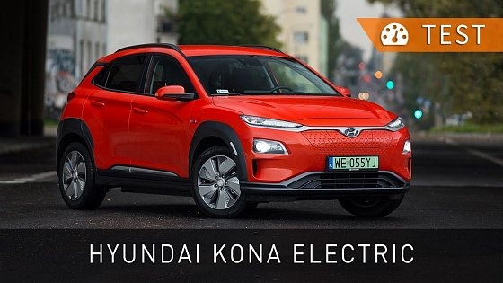 Video: Hyundai Kona Electric 136 KM 39,2 kWh Premium (2020) - test [PL] | Project Automotive
